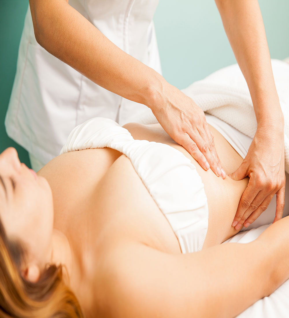 Post-Operative Liposuction Massage